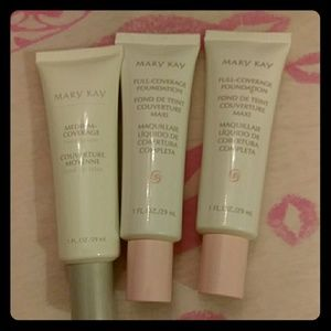 Mary Kay Foundations